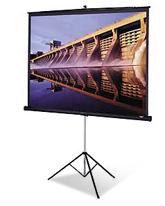 Жесткие, просветные экраны VISIO